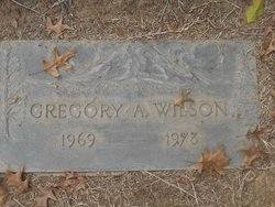 Gregory A. Wilson