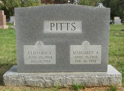 Margaret A. Pitts
