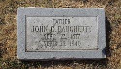 John O Daugherty