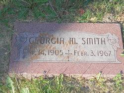 Georgia M Smith