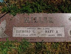 Raymond G Miller