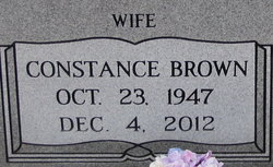 Constance <I>Brown</I> Reavis