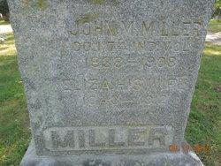 Eliza Jane Miller