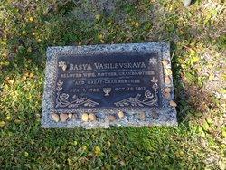 Basya Vasilevskaya