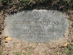 Gilbert F Rollins