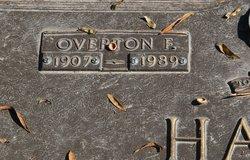 Overton F Harris