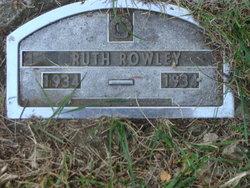 Ruth Rowley