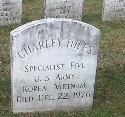 Spec Charley Hiles