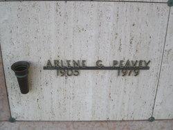 Arlene G. Peavey