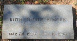 Ruth <I>Tuttle</I> Elmore