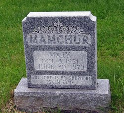 Mary Mamchur