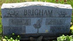 Bernard E Brigham