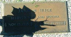 Jane N. Irick