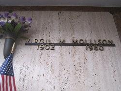 Virgil May <I>Clark</I> Mollison
