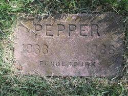 Pepper Funderburk