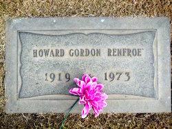 Howard Gordon Renfroe