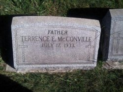 Terrence E McConville
