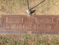 Willie McReynolds
