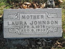 Laura Pedra <I>Pedersen</I> Johnson