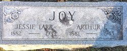 Jessie <I>Tarr</I> Joy