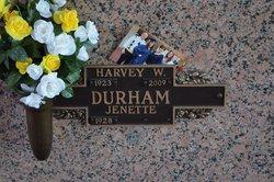Harvey William Durham