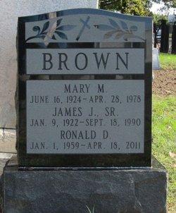 James Joseph Brown, Sr