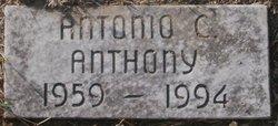 Antonio C Anthony