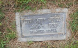 Nellie Rose <I>Brown</I> Hawkins