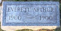 Everett Arthur Joy