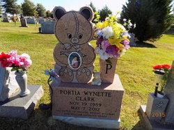Portia Wynette Clark