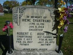 Robert E Chartrand