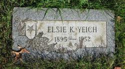 Elsie Katherine Yeich
