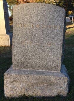 Homer W Atkins