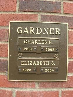 Elizabeth <I>Shirley</I> Gardner