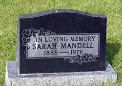 Sarah Mandell