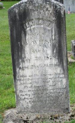 Bertha B Wilson