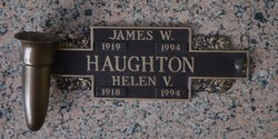 Helen Virginia <I>Ammons</I> Haughton