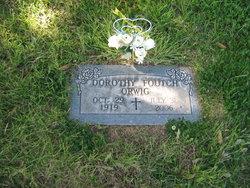 Dorothy Foutch Orwig