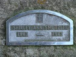Shirley Ann Smutzler