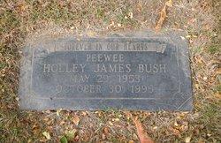 """Holley James """"Pee Wee"""" Bush"""