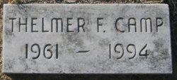Thelmer F Camp