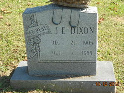 J. E. Dixon