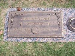Albert V Jones