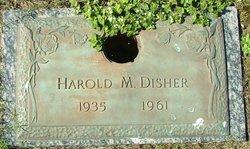 Harold M. Disher