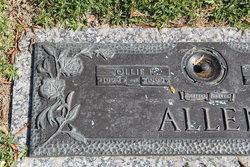 Ollie F Allen