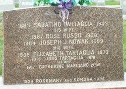 Elizabeth <I>Tartaglia</I> Nowak