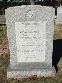 Alfred Vincent Amato