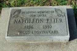 Napoleon Leger Blier