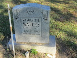 Margaret E. Waters