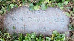 Twin Daughter Bush